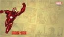 Marvel LCG Iron Man Playmat - TCG Online