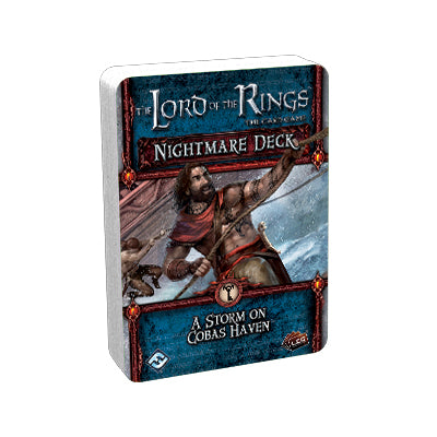 Lord of the Rings LCG: A Storm on Cobas Haven ND