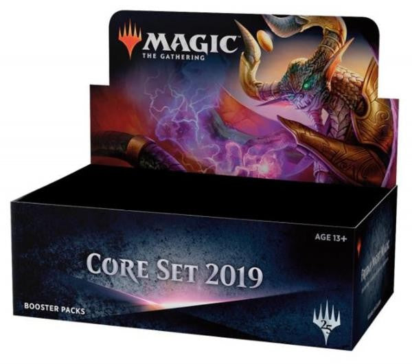 Core 2019 Booster Pack - TCG Online