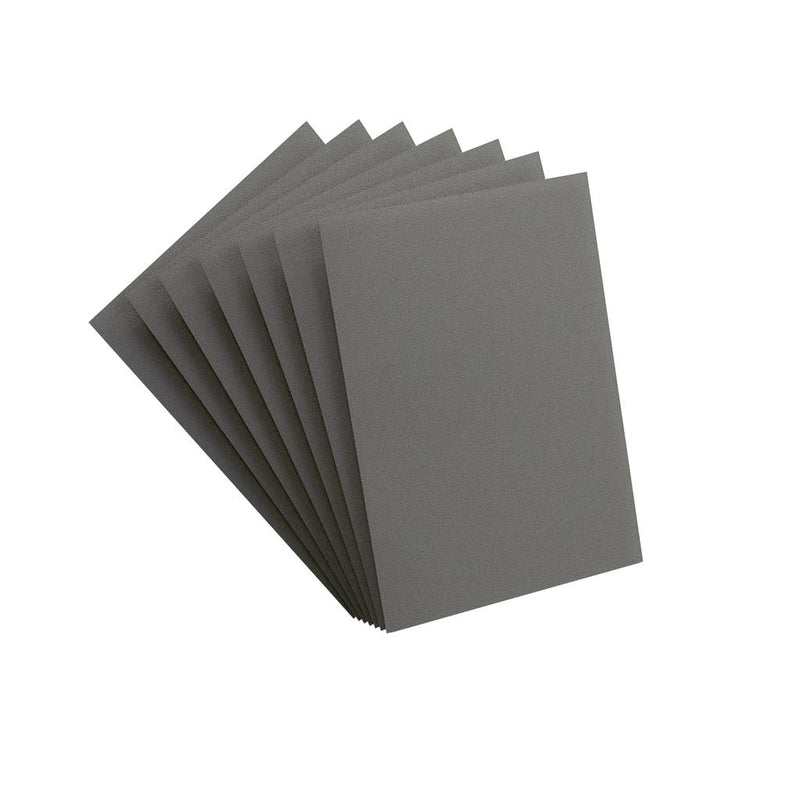 GameGenic SLEEVES Pack Prime Grey (100) - TCG Online.