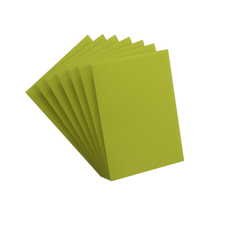 GameGenic SLEEVES Pack Matte Prime Lime (100) - TCG Online.