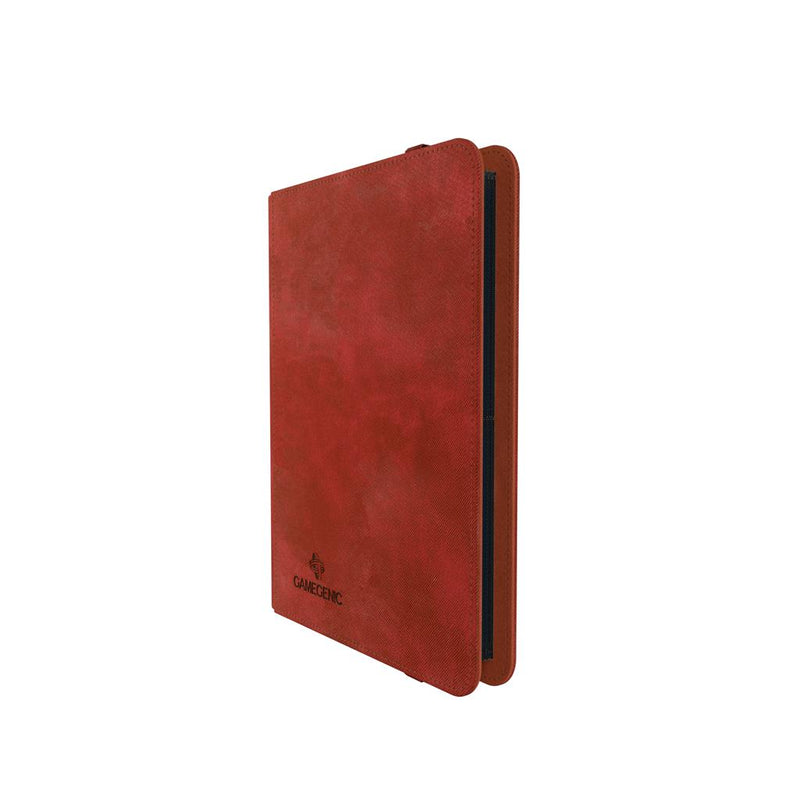 GameGenic PORTFOLIO Prime Album 8-Pocket Red - TCG Online