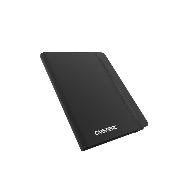 GameGenic PORTFOLIO Casual Album 18-Pocket Black - TCG Online