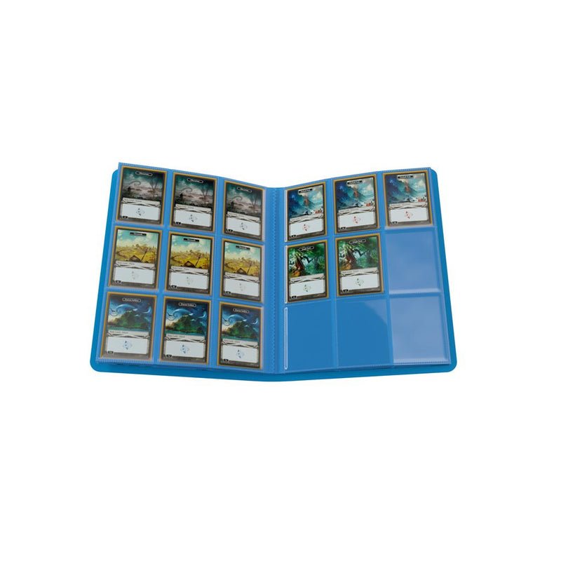 GameGenic PORTFOLIO Casual Album 18-Pocket Blue - TCG Online