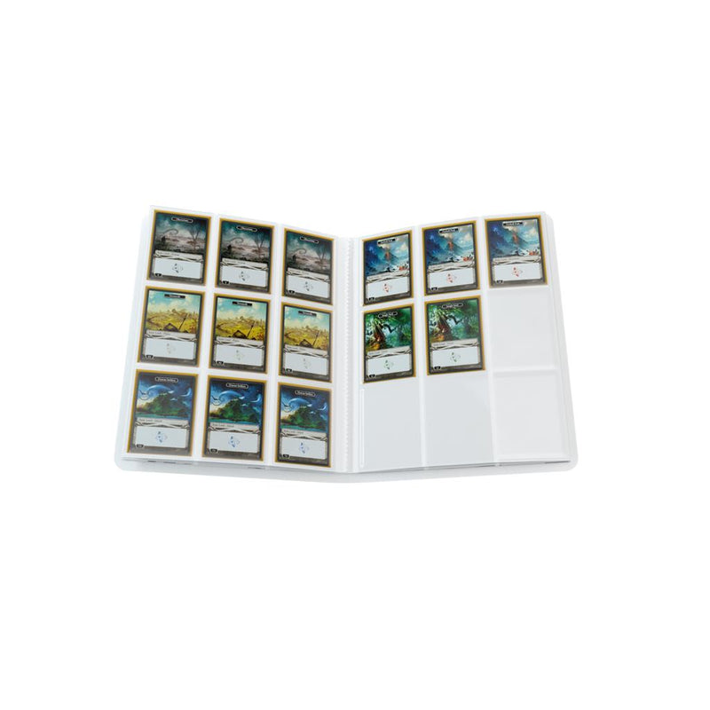 GameGenic PORTFOLIO Casual Album 18-Pocket White - TCG Online