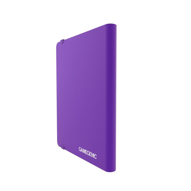 GameGenic PORTFOLIO Casual Album 18-Pocket Purple - TCG Online