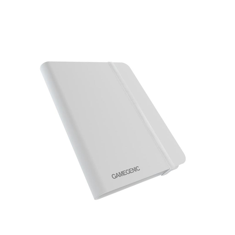 GameGenic PORTFOLIO Casual Album 8-Pocket White - TCG Online