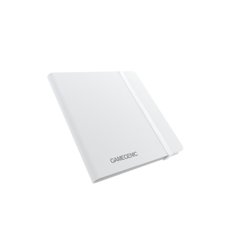 GameGenic PORTFOLIO Casual Album 24-Pocket White - TCG Online