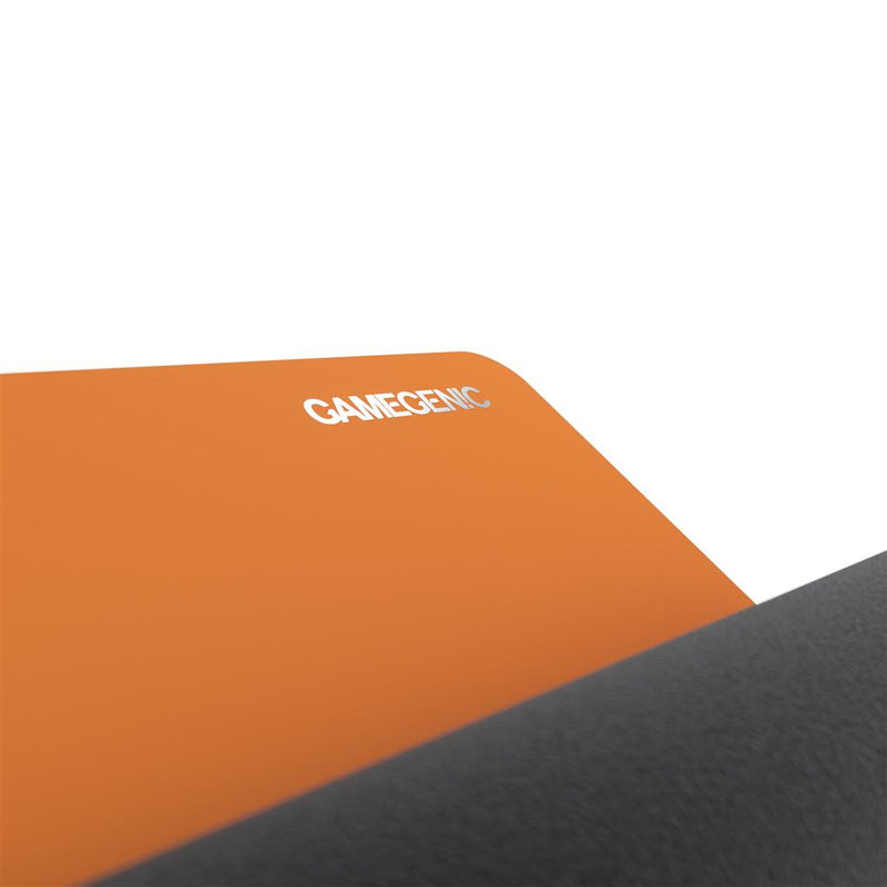 GameGenic Playmat Prime 2mm Orange - TCG Online.