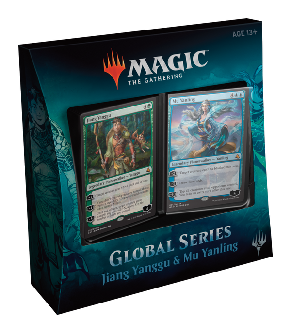 (Tweedekans) Global Series Jiang Yanggu vs Mu Yanling - TCG Online.