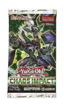 Chaos Impact Booster Pack - TCG Online