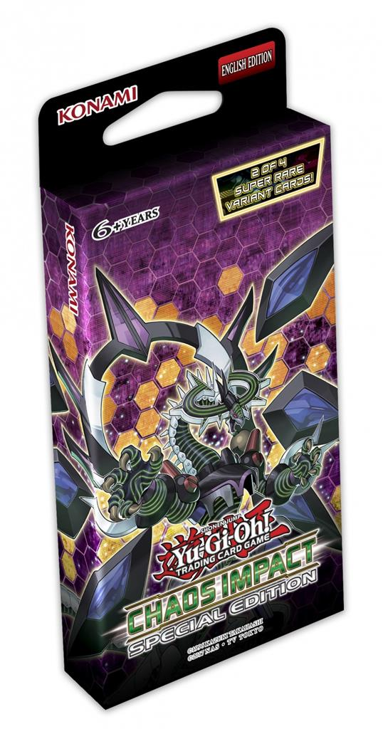 Chaos Impact Special Edition - TCG Online