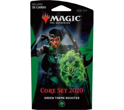Core 2020 Theme Booster Pack