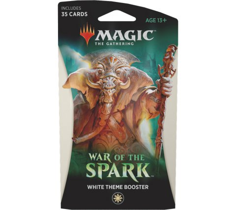 War of the Spark Theme Booster Pack - TCG Online
