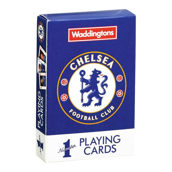Playing Cards Chelsea FC - TCG Online.