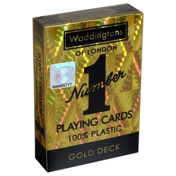 Playing Cards Gold - TCG Online.