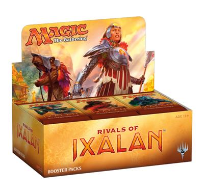 Rivals of Ixalan Booster Pack - TCG Online