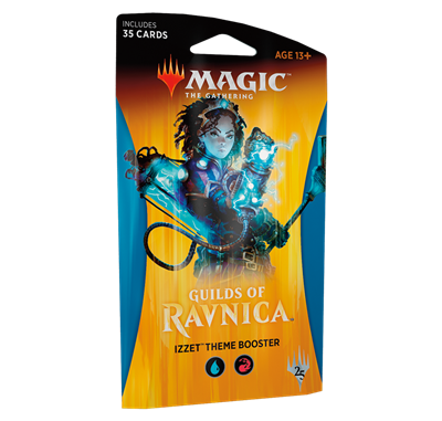 Guilds of Ravnica Theme Booster Pack - TCG Online