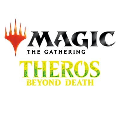 Theros Beyond Death Theme Booster Pack - TCG Online