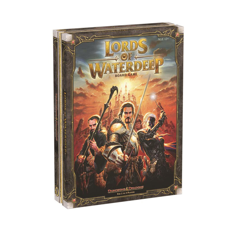 (Tweedekans) Dungeons & Dragons Lord of Waterdeep Boardgame - TCG Online.