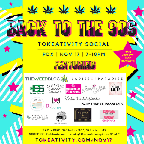 Tokeativity Back to the 90s