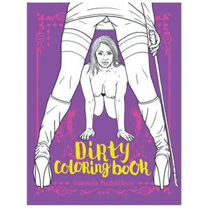 Dirty Coloring Book