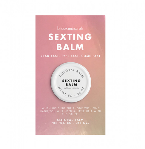 Clitherapy Sexting Balm