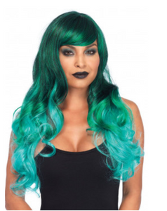Long Ombre Jewel Wig