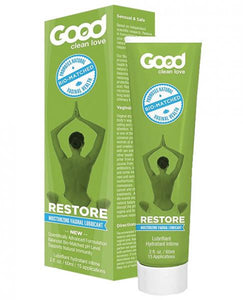 Good Clean Love Bio Match Restore Moisturizing Vaginal Lubricant