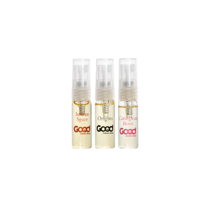Good Clean Love Sensual Essences Oil Kit