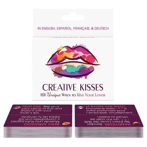 Creative Kisses Card Deck