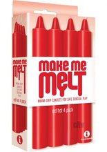 Make Me Melt Drip Candles (4 Pack)