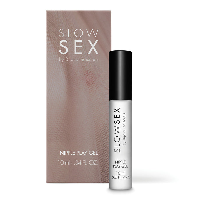 Bijoux Indiscrets Slow Sex Nipple Play Gel