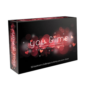 You & Me: Intimacy-Enhancing Card Game for Couples