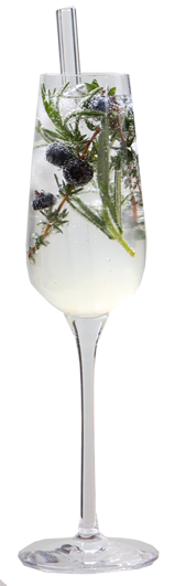 Glass Straws, Glass Sipper, Plastic Straw Alternative, Eco Friendly Glass Straw