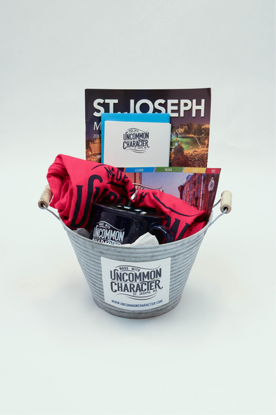 Visitor/Recruiter Gift Basket