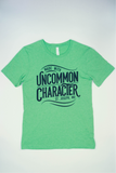 T-Shirt - Unisex Green, Round neck