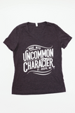 T-Shirt - Women's Dark Charcoal, V-Neck