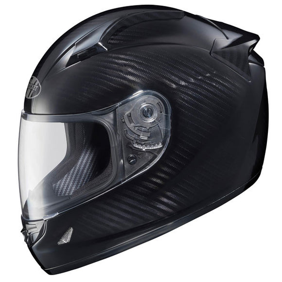 Joe Rocket 'Speedmaster' Black/Titanium Full Face Motorcycle Helmet