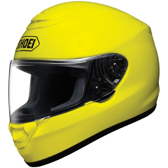 Shoei Qwest Brilliant Yellow Full Face Helmet