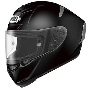 Shoei X-Fourteen Black Full Face Helmet