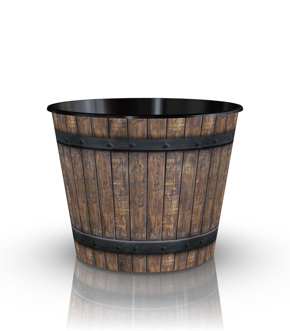 Drop-In or Grow-In IML Pot - Barrel (NEW 2018)