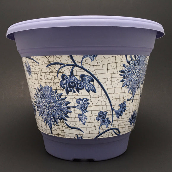 Premium IML Custom Design - Blue Raku