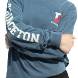 SOFT BLUE COMFORT LONG SLEEVE T-SHIRT