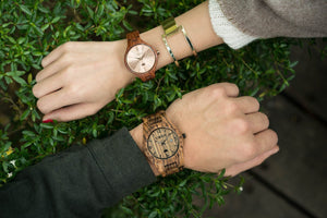 All Wooden Watches are Eco-Friendly