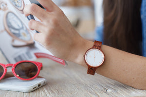 Why Should You Wear Wooden Watches