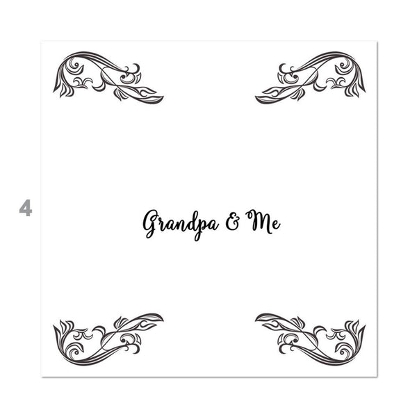 Grandpa and me bow tie, Grandpa and me gift set