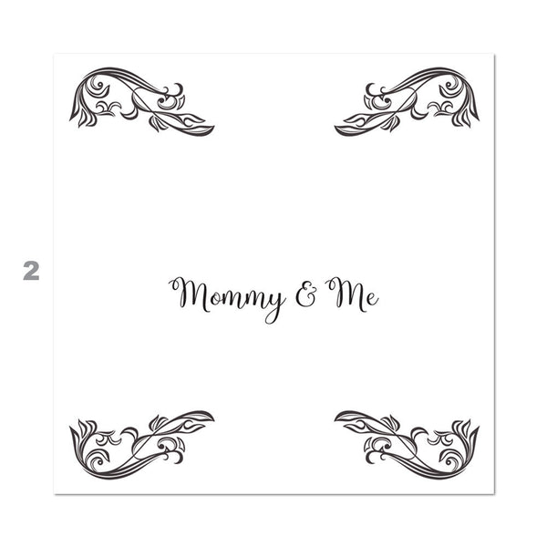 Mommy and me bow tie, Mommy and me gift set