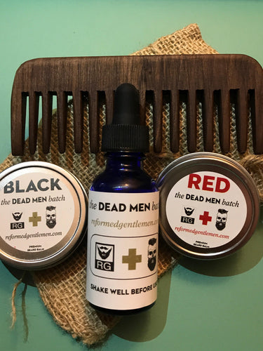 Beard Kit #2 Dead Men Kit