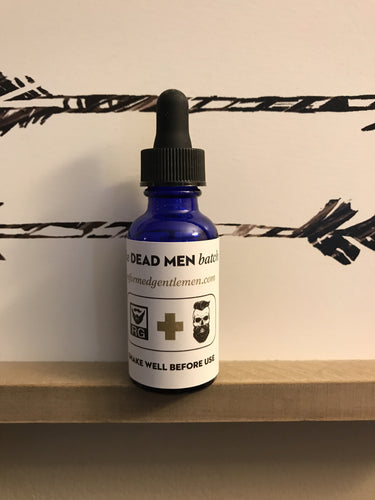 Dead Men Batch Black (Bourbon)
